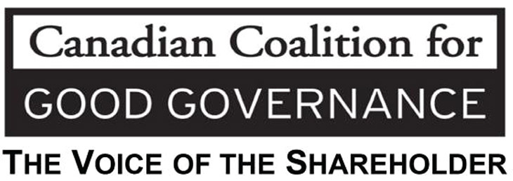 canadian coalition good governance logo